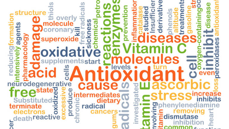 Antioxidants for Anti-Aging