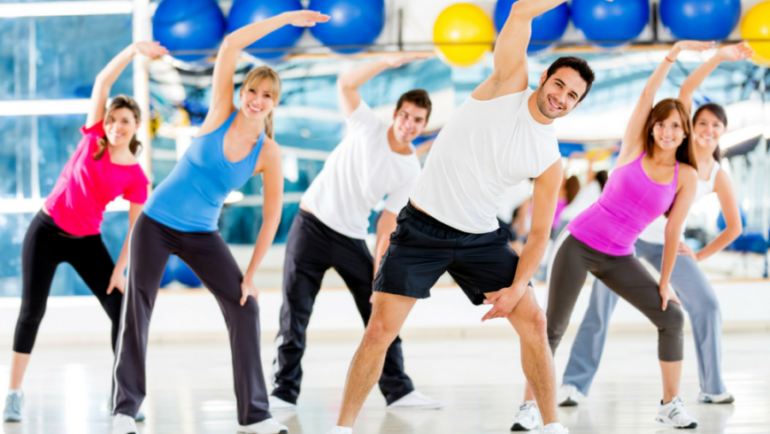 Break a Sweat with Friends: Benefits of Group Training