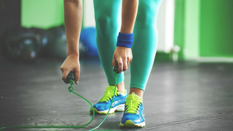 Kick Boredom with Circuit Training