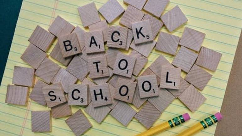 Back to School for the Kids = Back to You for Moms