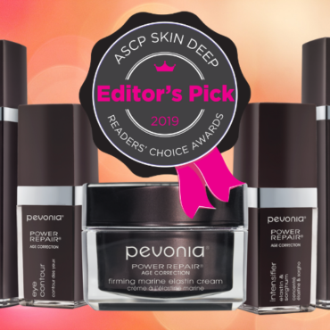 Power Repair Wins Editor's Pick for Antiaging Line